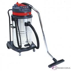 Aspirador industrial de polvo y líquidos 3000W