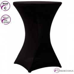 Mantel para mesa Cocktail80 Ajustable- Strech