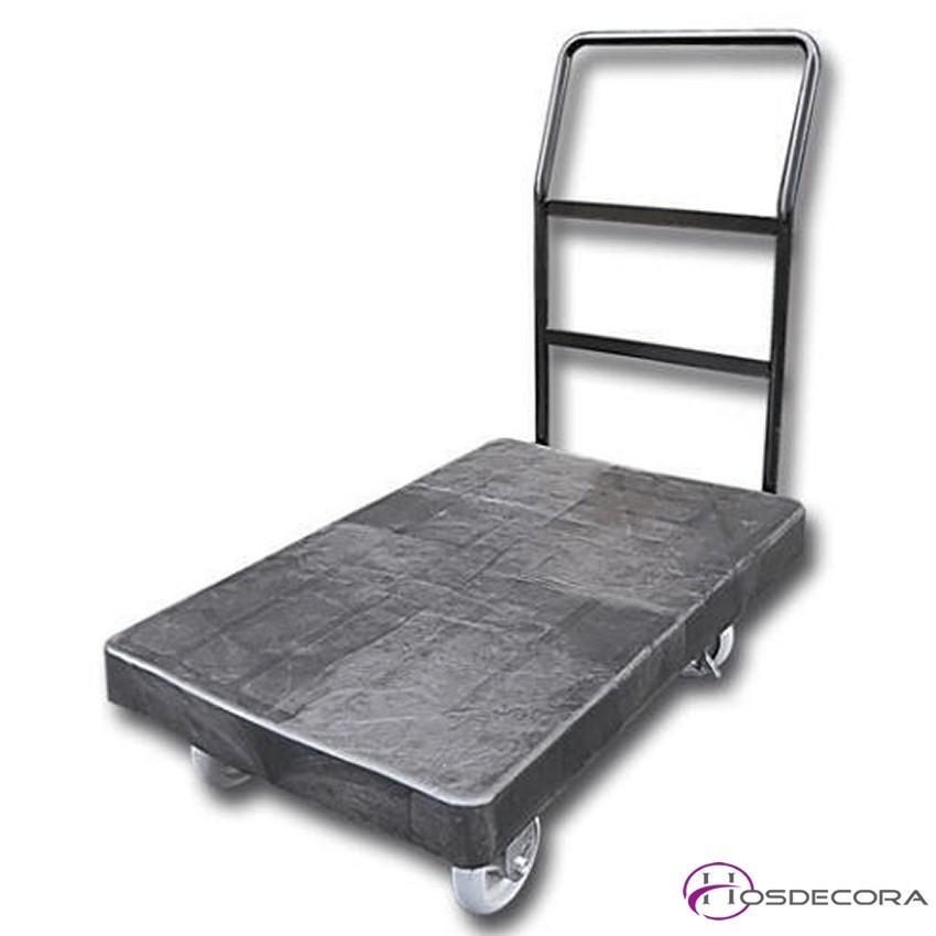 Plataforma de transporte asa fija 95x61 cm