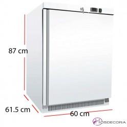 Armario refrigerado bajo de 140 litros 145W