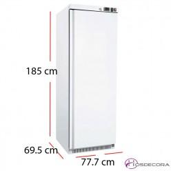 Refrigerador de hosteleria de 360 litros 185W
