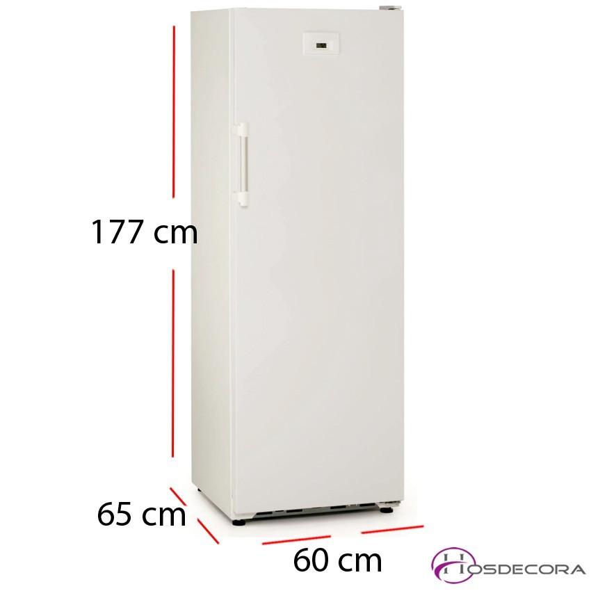 Congelador snack acabado blanco 211W - 350 litros