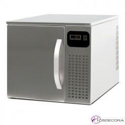 Abatidor de temperatura Mixto 3 bandejas GN 1/1 400W