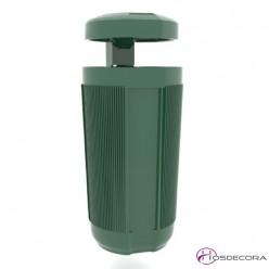 Papelera de exterior Prima Linea 50 litros