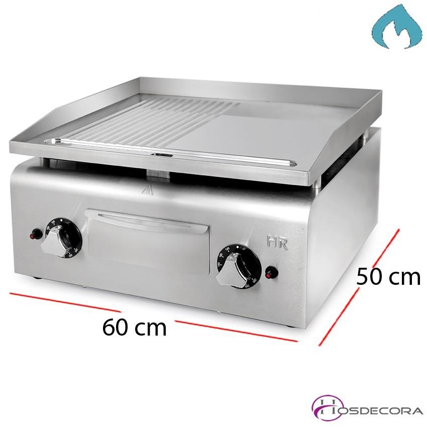 Plancha industrial RECTIFICADA 600X500 - 15mm espesor.