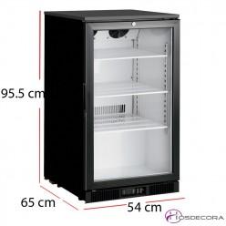 Expositor congelación de sobremesa 150 litros 450W