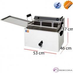 Freidora especial pastelería 16 litros 9 kW