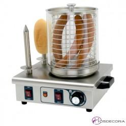 Maquina para perritos calientes 2 pinchos