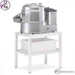 Peladora de Patatas 150 kg/ h - 6 Kg- 400 W- 80-PP-6