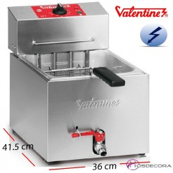 Freidora Bar Encastrable Potente 3.5 L. 3 Kw  - MAXI 5