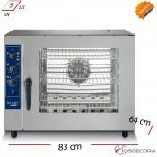Horno eléctrico mixto 5 GN1/1 - 7.25kW