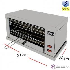 Freidora cuba Triple de bar 5 + 5 + 5 L -6 KW. Contactor