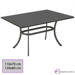 Mesa rectangular de cafetería NUÉVALOS compact