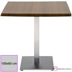 Mesa cuadrada tablero SM - MURUETA