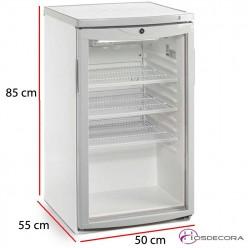 Armario refrigerado 105 Litros fondo 55