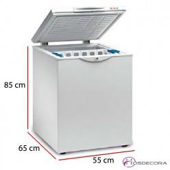Arcón congelador abatible HC - desde 55 hasta 160 cm ancho