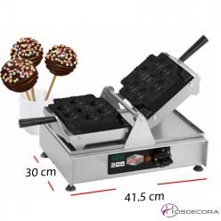 Horno de pizzas eléctrico Rápido 2800 W.