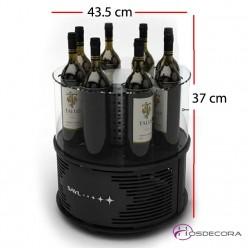 Vinacotecas para 8 botellas AL