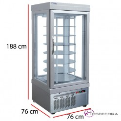 Vitrina de frío expositora TEKNA 5401P