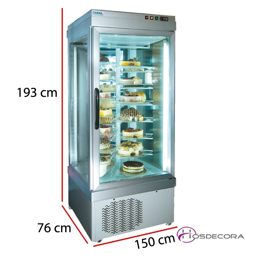 Vitrina de frío expositora R26 NFP