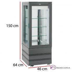 Expositor de congelación EVO 460