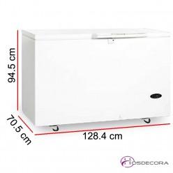 Congelador horizontal 323 Litros 225 W