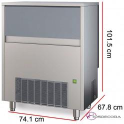 Fabricador de hielo 55 Kilos - 650 W