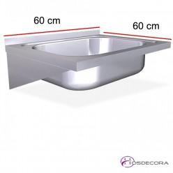 Fregadero ECO de Fondo 60 - 1 cubeta