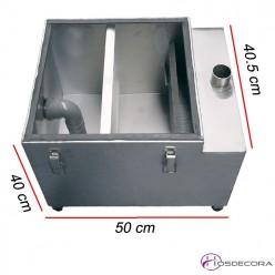 Seaparador de agua - aceite 50 x 40.5 cm