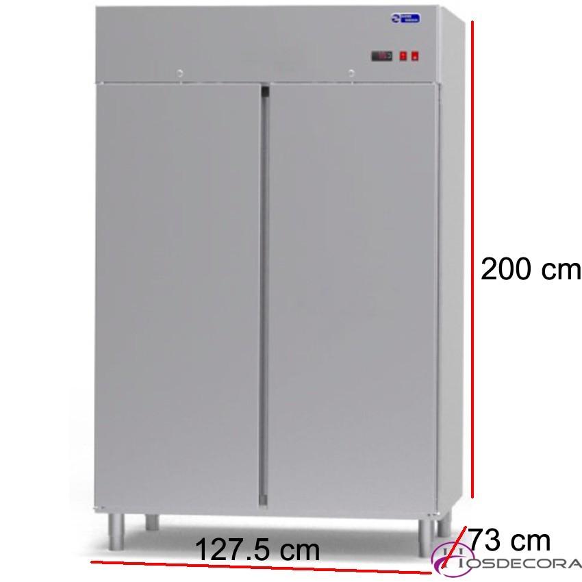 Armario snack refrigerado 960 L - 625 W