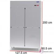 Nevera snack 760 L - 625 W - 127.5 x 60.5 cm