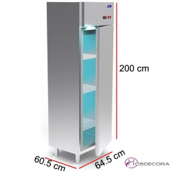 Congelador snack 325 L - 532 W - 64.5 x 60.5 cm