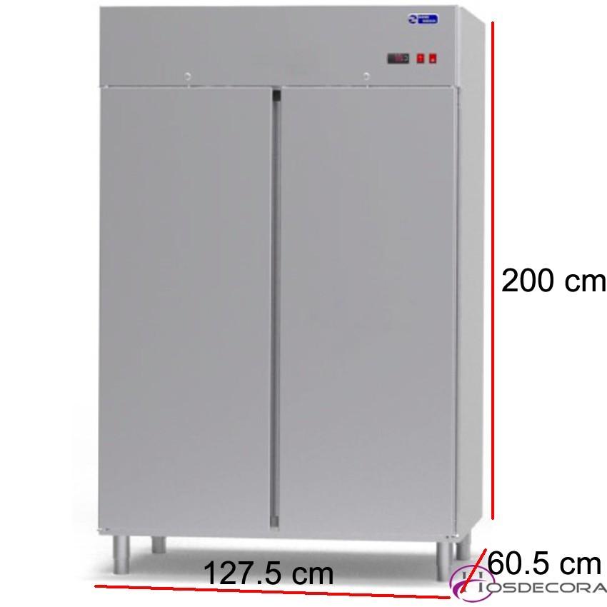 Congelador 730 L - 605 W - 127.5 x 60.5 cm