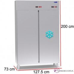 Congelador 665 L - 415 W - 127.5 x 60.5 cm