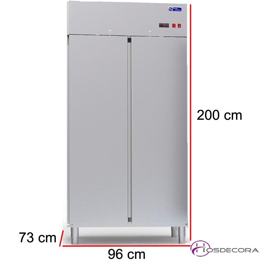Armario de refrigeración GN 1/1 705 Litros 460 W