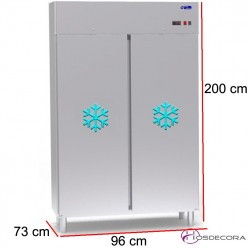 Armario de congelación GN 1/1 695 Litros 605 W
