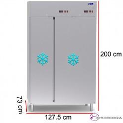 Armario de congelación 940 L - 560 W - 127.5 x 60.5 cm