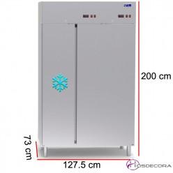 Armario de congelación 855 L - 460 W - 127.5 x 60.5 cm