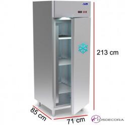 Congelador de pastelería 600 Litros - 532 W