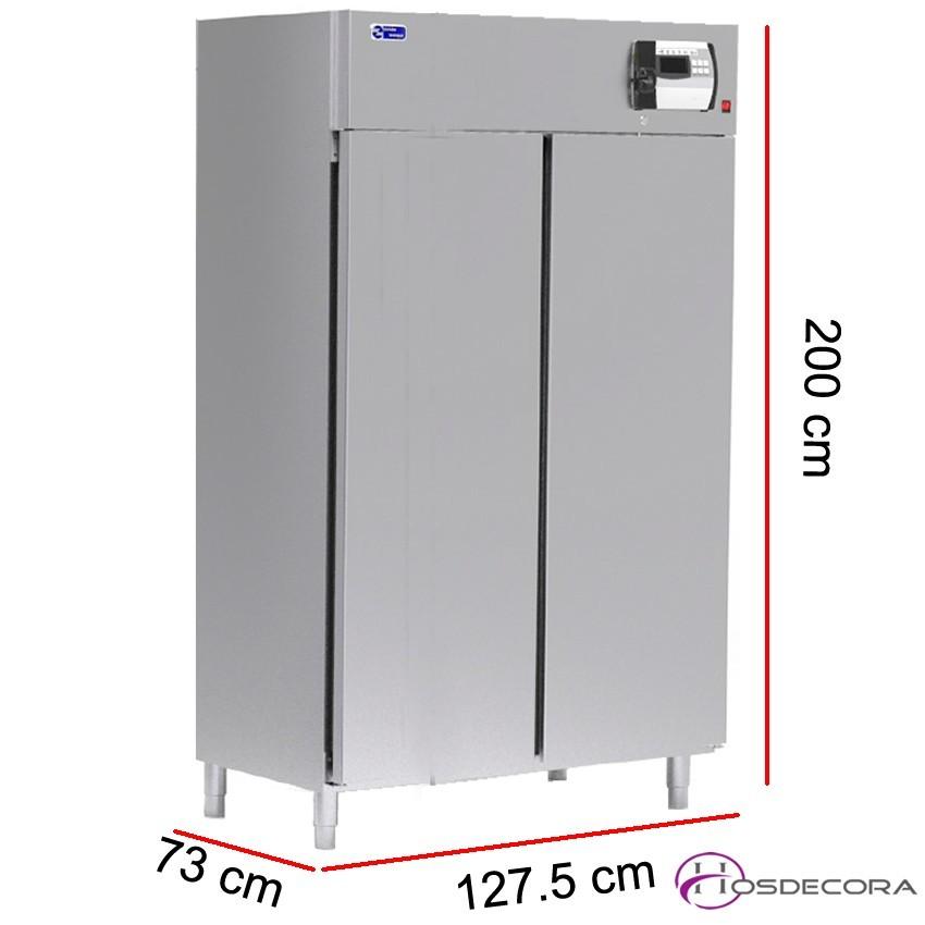 Armario secadero de embutidos 920 Litros 617 W