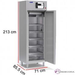 Armario de maduración de carne en seco 610 Litros 460 W