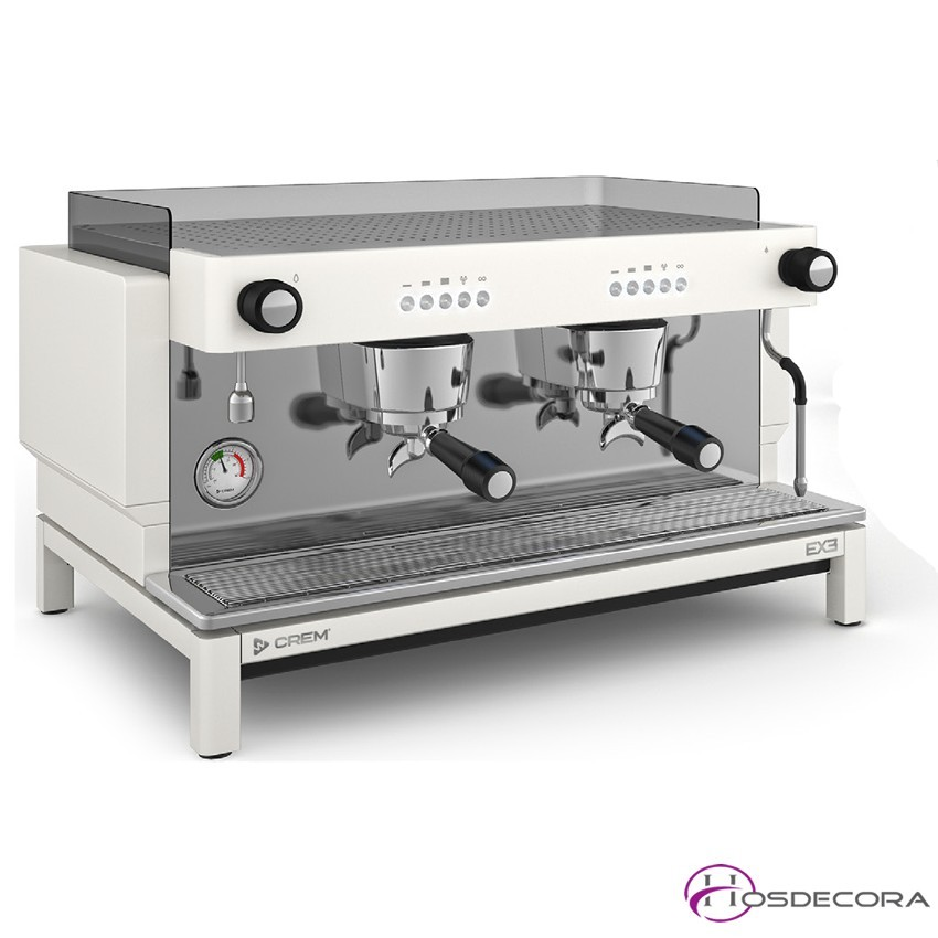 Cafetera de bar 2 Grupos Display Control Carat