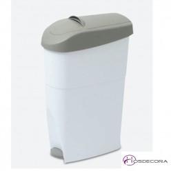Contenedor higiénico sanitario apertura a pedal