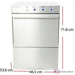 Lavavajillas para barra 40x40- Altura útil 27 cm. 47-Cordoba40