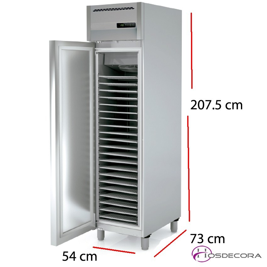 Lavavajillas de bar 50x50- Altura útil 32 cm. 47-ST500