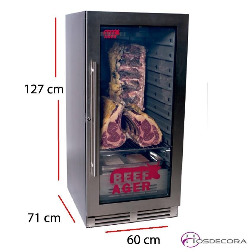 Armario madurador de carne 60 x 57 cm 47-CHM46C