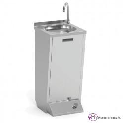 Grifo de ducha dos aguas monomando  y grifo corto GDPL-MG