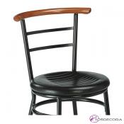 Silla bar asiento Espuma - CANFRANC B