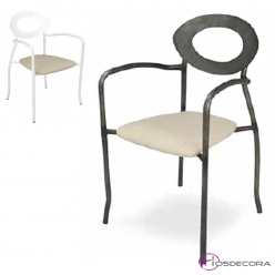 Sillón de bar asiento tapizado - ROSAL