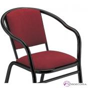 Sillón para bar asiento y respaldo tapizado -SOTALBO